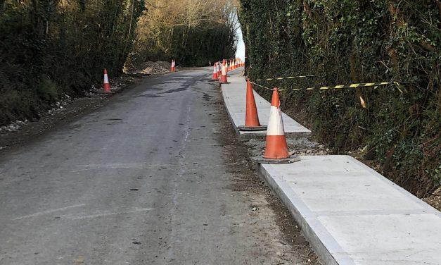 New Path Kildermot to Village