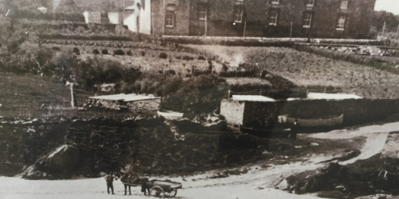 The Ballymoney Coal Boats