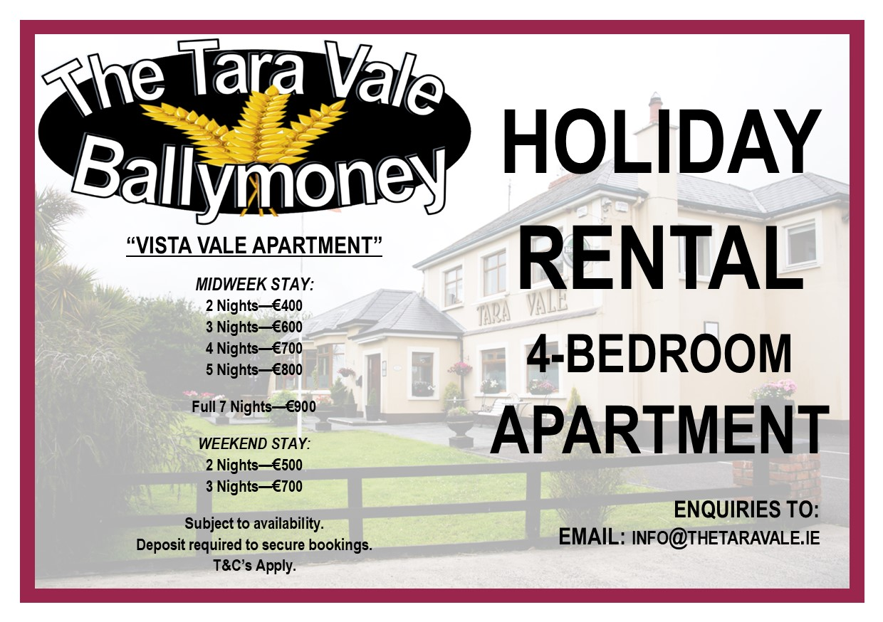 Tara Vale Rental Apartment
