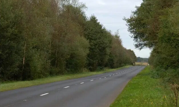 Vital need for footpath development in Ballmoney